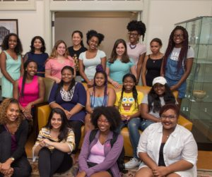 WISE Women of Color Minority Welcome Meeting 2016