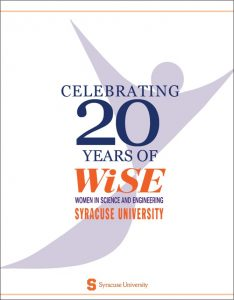 Celebrating 20 Years of WiSE Booklet Cover